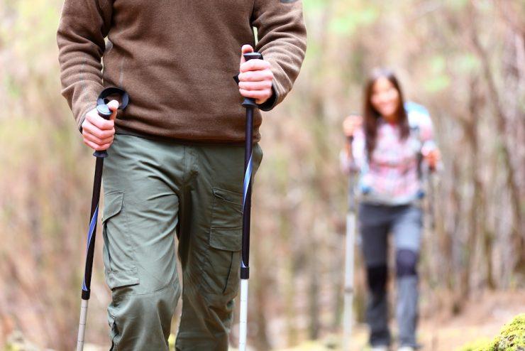 pantaloni trekking
