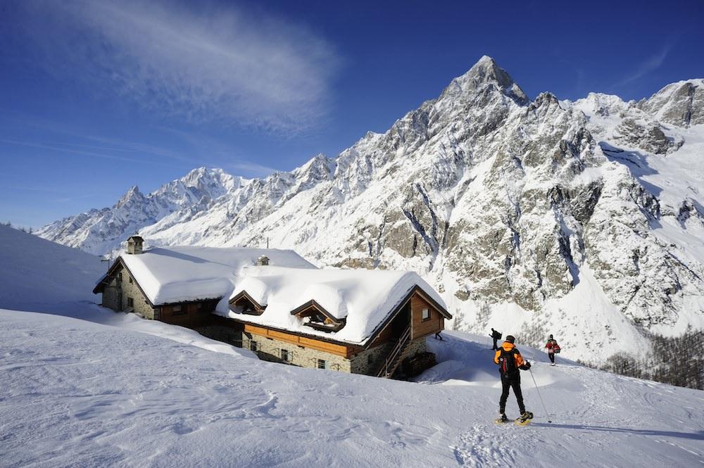 Rifugio Bonatti, Val Ferret