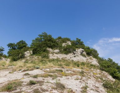 Sentiero dei Cristalli, Monte Mauro
