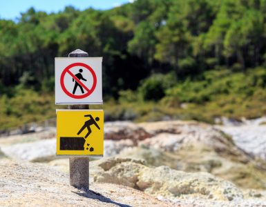 Trekking sicuro