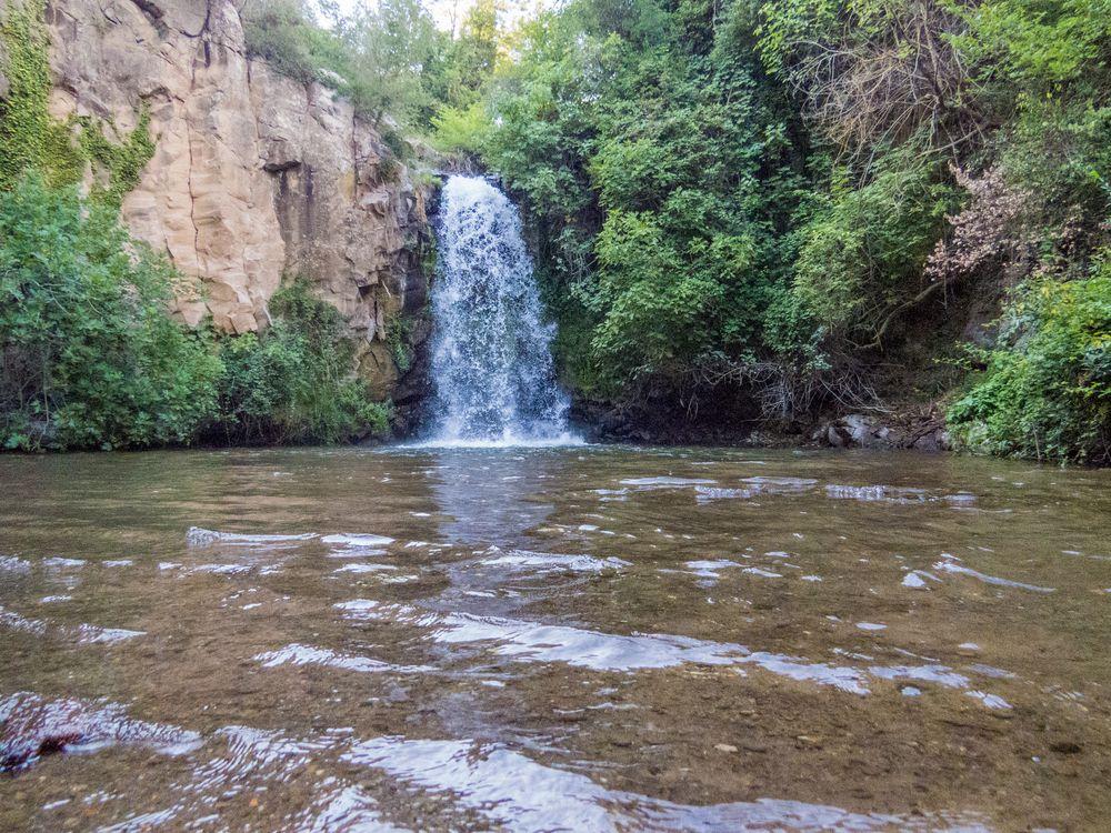 cascata del pellico, cascate del Lazio