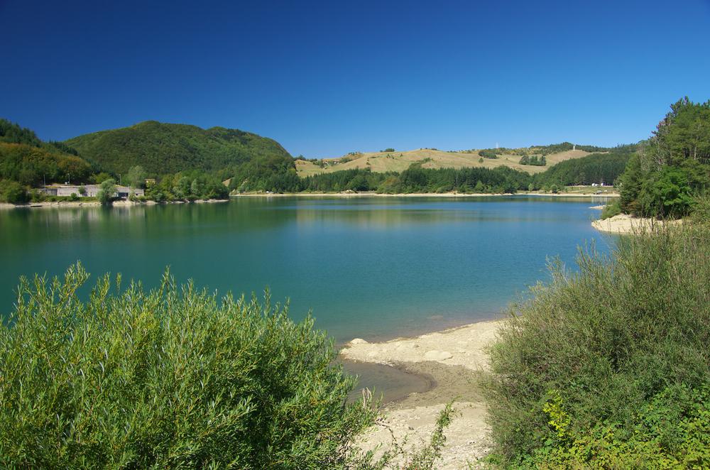Laghi Emilia Romagna, Lago Brasimone
