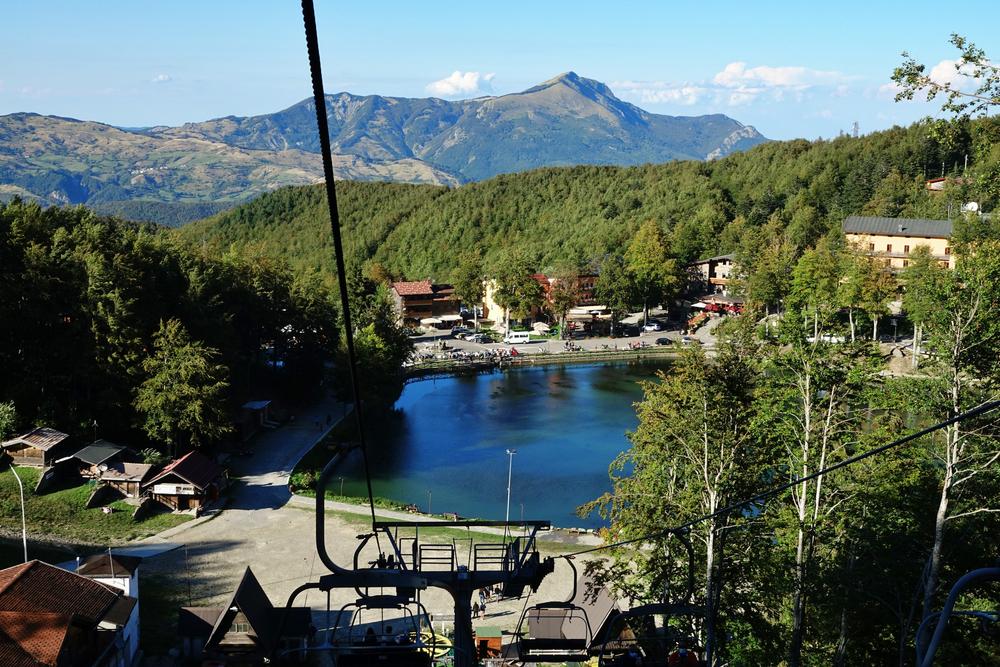 Lago di Cerreto