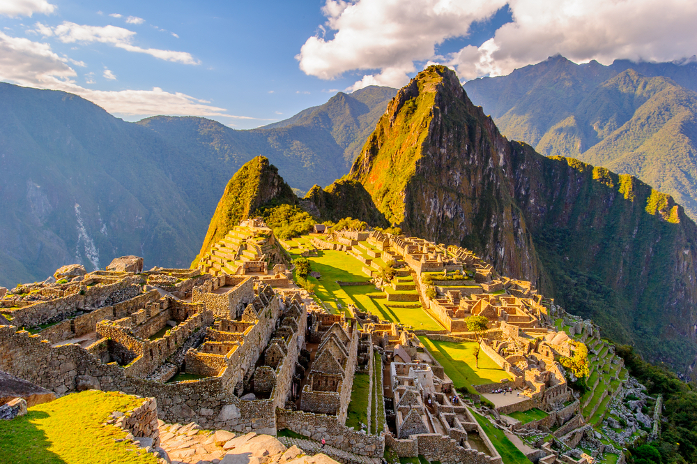 Machu Picchu, Trekking nel mondo