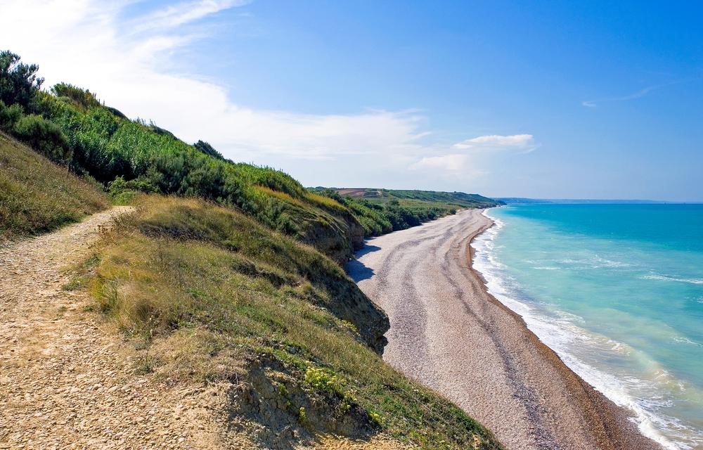 Punta Aderci, spiaggia