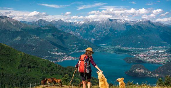 Trekking vicino Milano