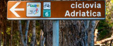 Ciclovia Adriatica, Silvi Marina